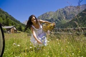 Alpine Wellness im Naturhotel Waldklause