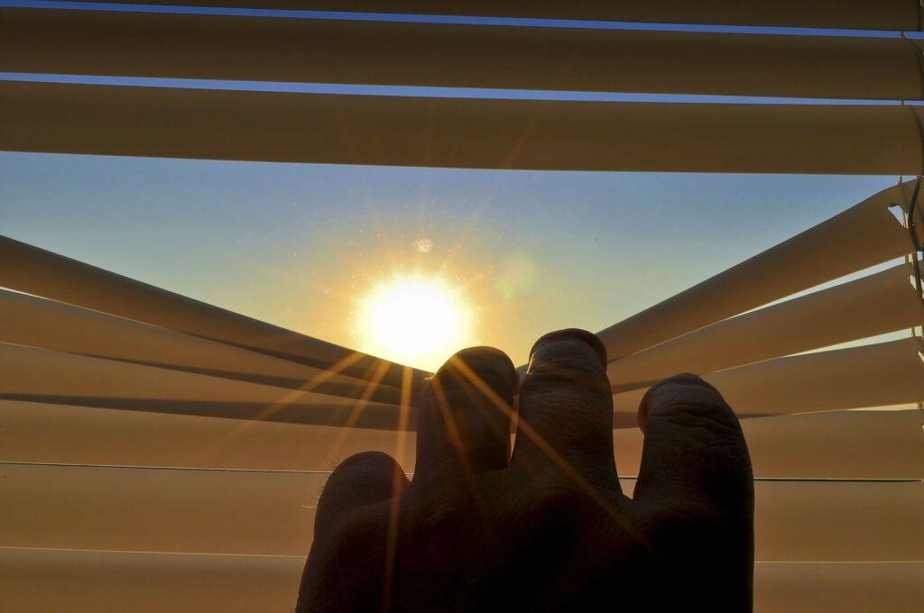 Fensterläden oder Rollläden waren viele Jahre nicht wegzudenken