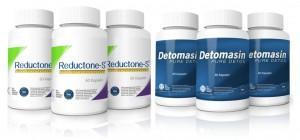 Abnehm-Produkte Reductone und Detomasin